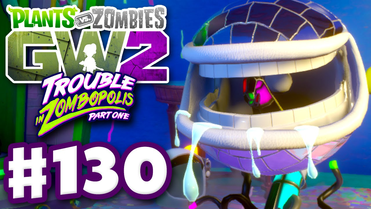 Plants vs zombies garden warfare 2 gameplay part 130 - Plants vs zombies garden warfare for pc ...