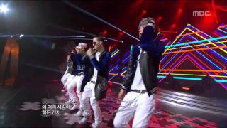 Teen Top Crazy 틴탑 미치겠어 Music Core 20120204