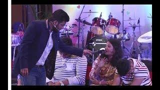 Hyonotised lady fall in love with hypnotist  Hotel taj Mumbai  Mayank Rathi