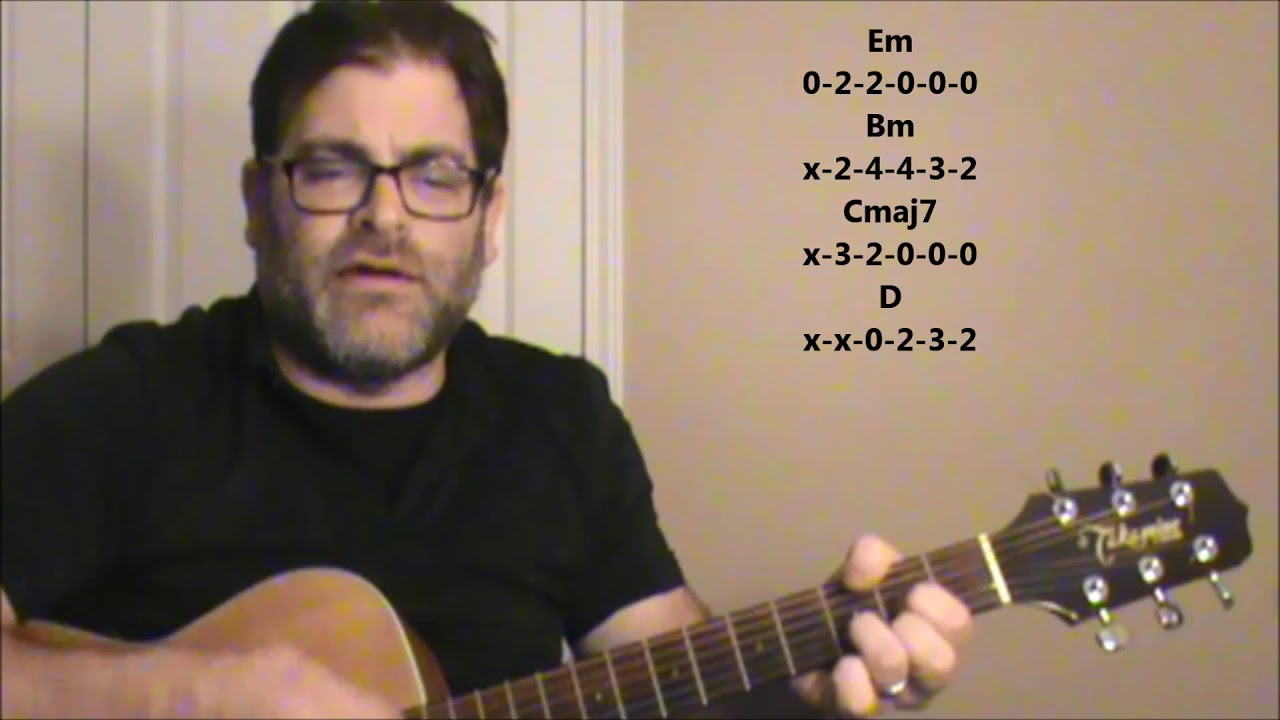 How To Play You Can Do Magic By America On Acoustic Guitar Youtube