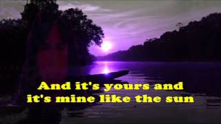 Rod Stewart - HAVE I TOLD YOU LATELY  ... (lyrics)