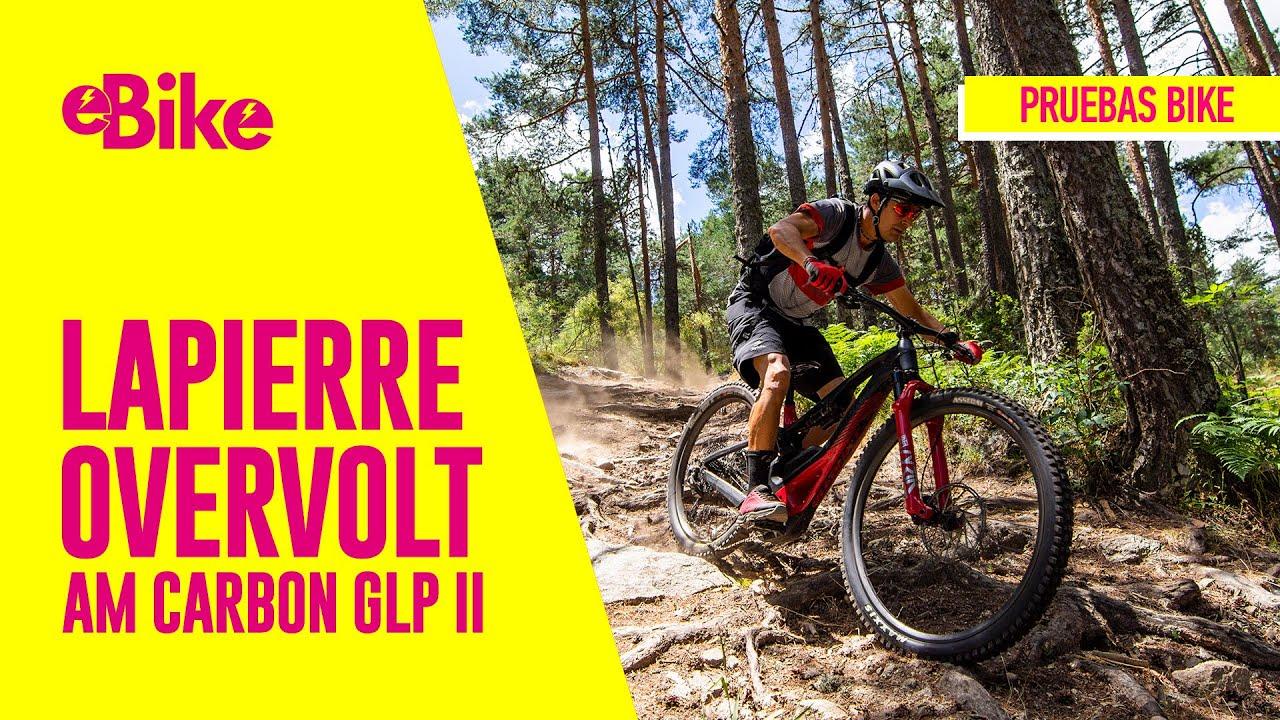BIKE Pruebas: Lapierre Overvolt AM Carbon GLP II
