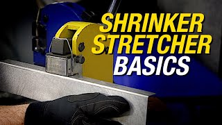 The BASICS of using a Shrinker & Stretcher! Perfect for Door Jambs, Windshield channels & MORE!