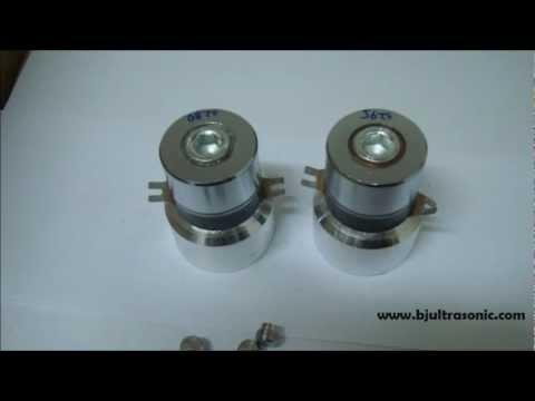 25KHz 100W Ultrasonic Transducer