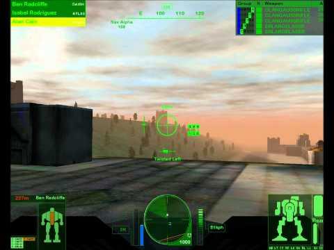 Repeat MechWarrior 4: Mercenaries (Davion/Noble) - Tharkad