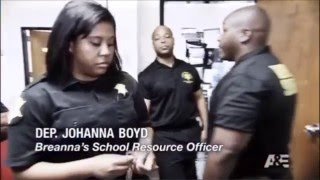 Breanna Has Big Mouth - Beyond Scared Straight