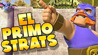 How To Attack With El Primo in Clash of Clans