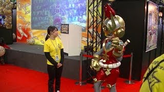 2014年2月9日(日)京セラドーム大阪で開催撮影 小学生の子が、100億円の借金して。。。というストーリー(~o~) 大ヒット間違いないし...