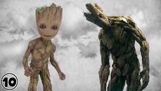 Groot - Superhero Origin Story