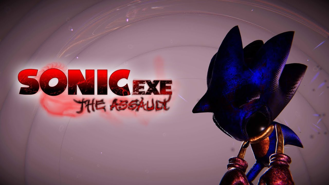 Sonic EXE: The Assault | Sonic Fan Games HQ