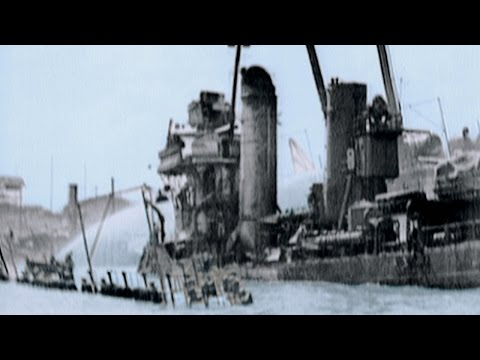 Japan Attacks Pearl Harbor | WWII in the Pacific