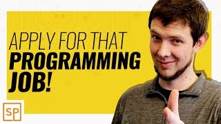 Apply For Programming Jobs You're NOT QUALIFIED FOR