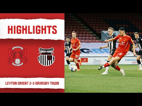 Leyton Orient Grimsby Goals And Highlights