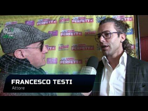 Intervista all'attore FRANCESCO TESTI