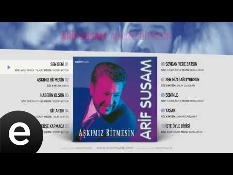 Sen Beni (Arif Susam) Official Audio #senbeni #arifsusam