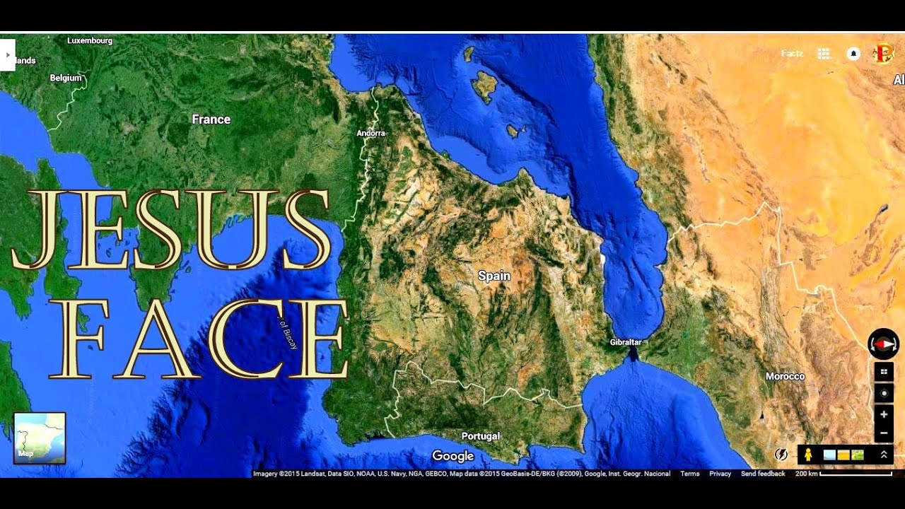 Real proof of jesus face on earth youtube real proof of jesus face on earth gumiabroncs Choice Image