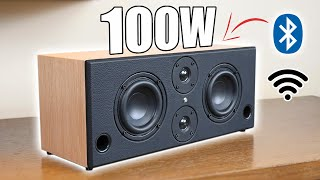 DIY WiFi / Blueтooth Stereo Speaker Boombox Build