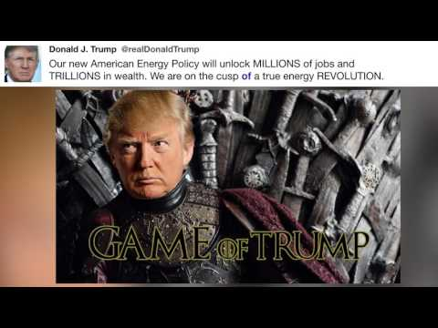 @realDonaldTrump - Our new American Energy Policy will ...