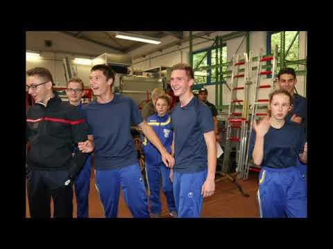Gerolstein Digoin Städtepartnerschaft Jugendfeuerwehraktion