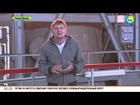 Как происходит очистка водопроводной воды Москвы