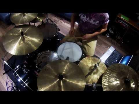 Clarity (DRUM COVER) - Zedd