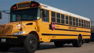 Keep Kids Healthy with Victory Innovations - Bus Cleaning