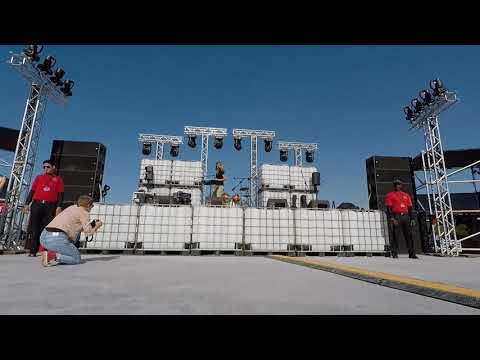 Feronix (beatbox) @Wasla Music Festival Dubai