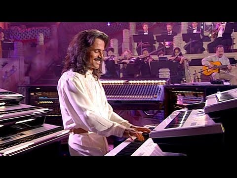 """Yanni – """"Renegade""""  Live In The Forbidden City 1080p...Remastered and Restored..."""