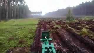 Deutz Fahr Agrostar Pług leśny LPŻ