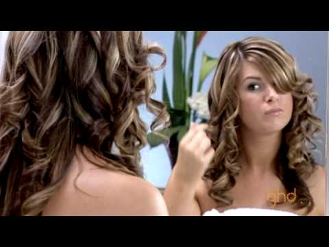 Ghd Hair Styles Enchanting Ghd Howto Use The Ghd Styler  Youtube
