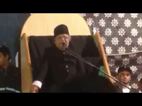 Allama Talib Johri 1st Muharram 2016