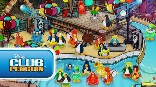 "Club Penguin: Cadence and the Penguin Band - ""Party In My Iggy"" (Official Music Video)"