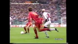 Serie A 1997/1998 | AS Roma vs AC Milan 5-0 | 1998.05.03