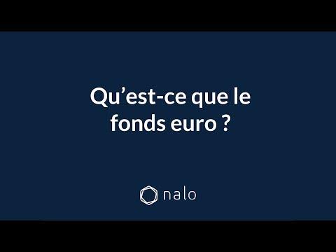 Qu'est-ce que le fonds euro ?