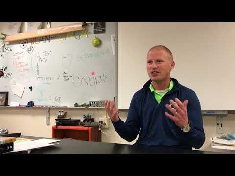 Mariner Middle School's Bean named Cape's top teacher