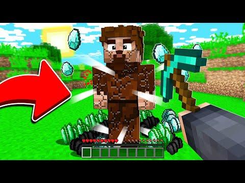 FAKİRİ KIRDIM İÇİNDEN NE ÇIKTI? 😱 - Minecraft
