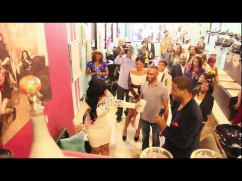 Hollywood Dolls Grand Opening