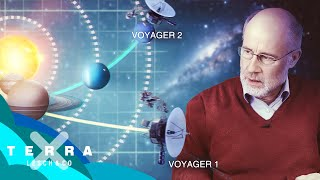 Wo endet unser Sonnensystem? Das Voyager-Update! | Harald Lesch