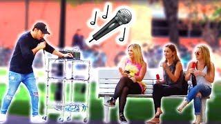 Singing With AutoTune In Public! - Pranks Compilation (Ep. 88)
