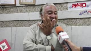 اتفرج| أبو الليف يشعل كشرى أبو طارق بأجمل الأغاني