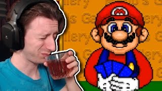 Video DRINKING WITH MARIO │ Mario Go Fish │ ProJared Plays! download MP3, 3GP, MP4, WEBM, AVI, FLV November 2017