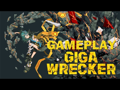 GIGA WRECKER Gameplay | No Commentary | PC | HD |