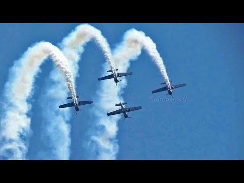 Best Moments : Aero India 2015 , Largest Air show in Asia