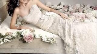 Свадебные платья 2016 год