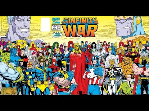 The Infinity War - Part 1 - First Strike