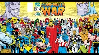Infinity War Part 1: Infinity Gauntlet Aftermath