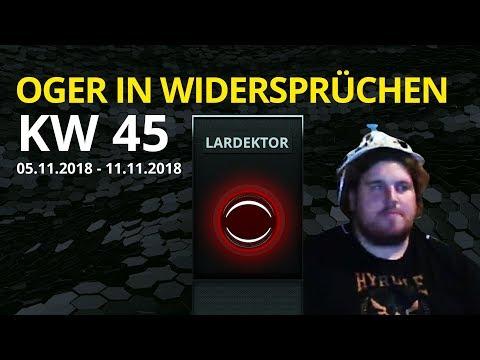 Drachenlord Stream - Widersprüche KW 45