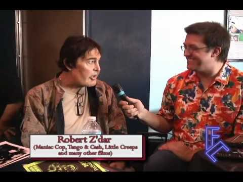 Robert Zdar Interview at the Madison Horror Film Festival 2012