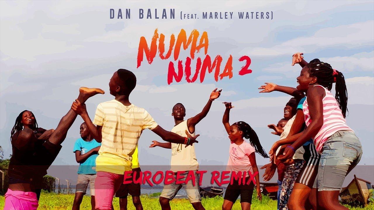 Dan Balan - Numa Numa 2 (feat)