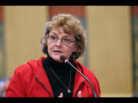 Rep. Pam Faris Speaks on HB 4101